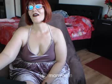 redmature_mistress record show with cum from Chaturbate