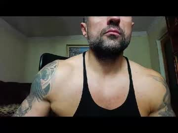 musclesray webcam show from Chaturbate