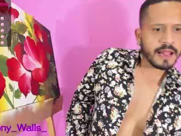 tony_walls show with toys