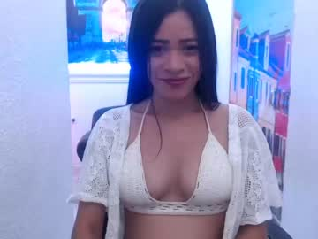 nathalyjarabax record public show video from Chaturbate.com