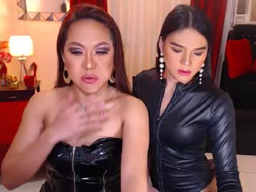 transgoddessesduo cam video from Chaturbate