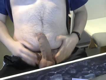 wildhairyman record public show from Chaturbate