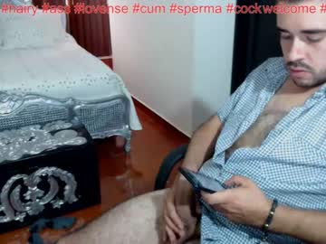jhonatan_steven record video with dildo