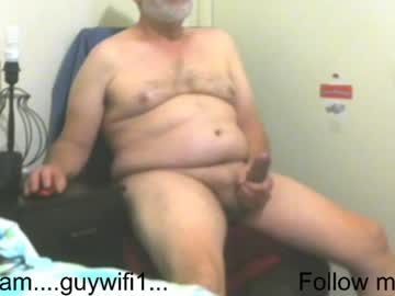 guywifi record show with cum from Chaturbate.com