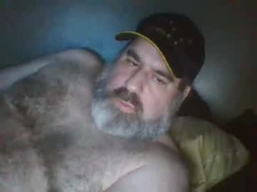 straightbear4you video with dildo from Chaturbate.com