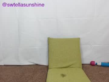 sweetellasunshine record public webcam video from Chaturbate.com
