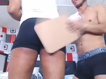 alex_and_thadeo record public webcam video