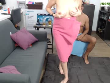 mexy_lovers chaturbate webcam show