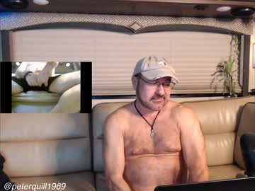 peterquill1969 video from Chaturbate