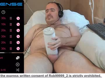 rob99999_2 record blowjob video from Chaturbate.com
