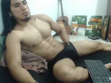 niko_muscle chaturbate public show video
