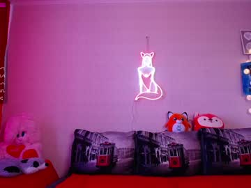 red_foxxx_ record show with toys from Chaturbate