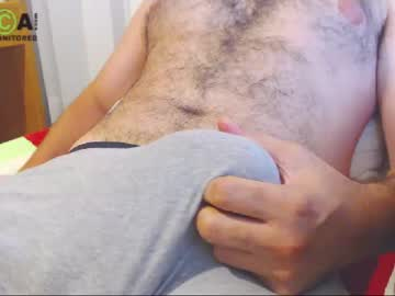 hardhairyb1g private show video from Chaturbate
