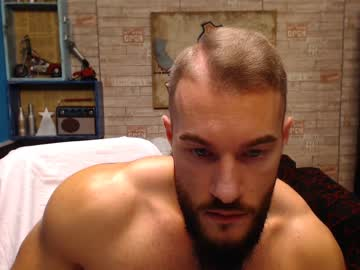 titanhunk show with cum from Chaturbate