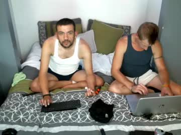 cloudyboys2019 record video with dildo from Chaturbate.com