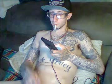 inkeddaddy413 show with toys from Chaturbate.com