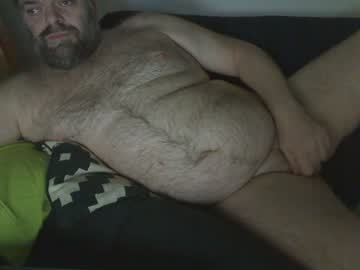 saxbobear show with cum from Chaturbate.com