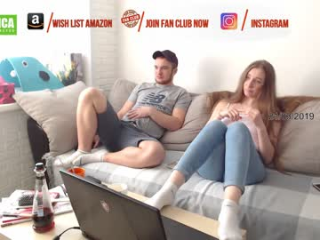 shyanna_and_alex blowjob show from Chaturbate.com