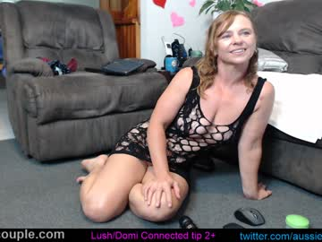 aussie_couple72 record cam video from Chaturbate.com
