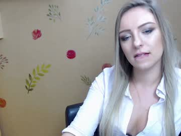 blondeiscute record blowjob show from Chaturbate