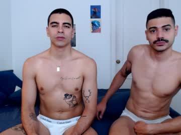 ecce_latino record video with dildo from Chaturbate