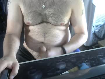 wildhairyman chaturbate show with cum