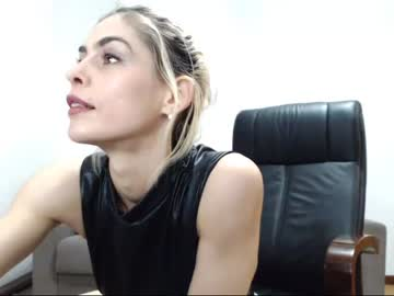 blonde4pasion blowjob show from Chaturbate