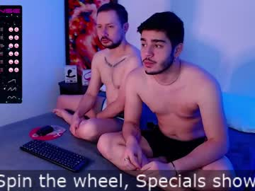 troy_and_cavalier record private from Chaturbate