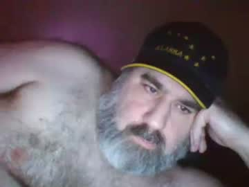 straightbear4you record show with toys from Chaturbate