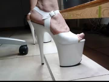 teninchheels record public show from Chaturbate
