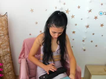 evie_shy record show with toys from Chaturbate.com