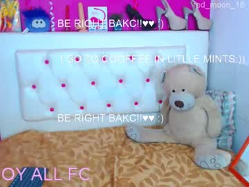 red_moon_18 private show from Chaturbate