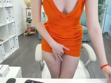flirtysecretary cam show from Chaturbate.com