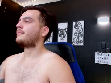 im_ares record show with cum