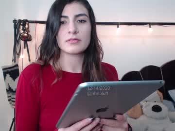 ahribluff private webcam from Chaturbate